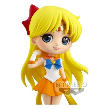 Sailor Moon Eternal The Movie Q Posket Figure Sailor Venus (Banpresto)
