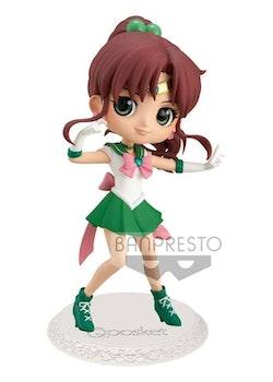 Sailor Moon Eternal The Movie Q Posket Figure Sailor Jupiter (Banpresto)