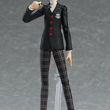 Persona 5 Figma Action Figure Hero (Max Factory)