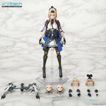 Punishing: Gray Raven Arctech Action Figure 1/7 Bianca - Veritas (Apex)