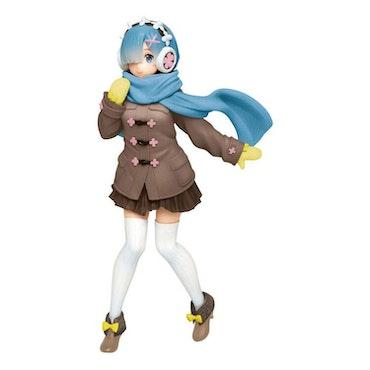 Re:Zero Precious Figure Rem Winter Coat Ver. Renewal (Taito)