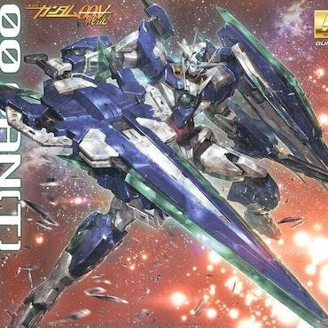 MG 00 Quan[T] Full Saber 1/100 (Bandai)