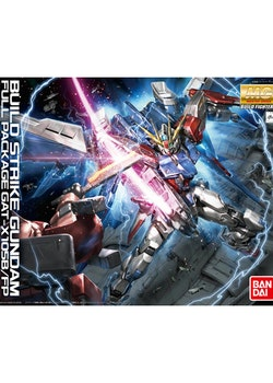 MG Build Strike Gundam Full Package 1/100 (Bandai)