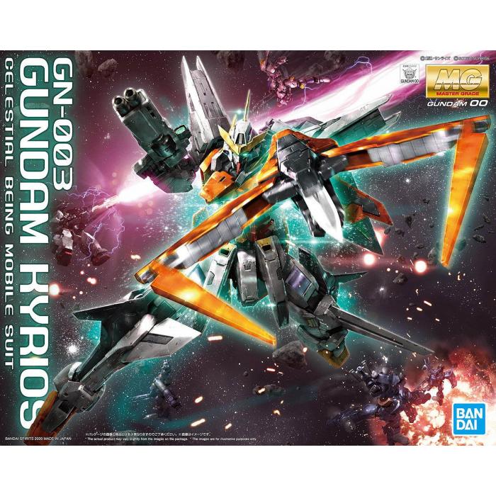 MG Gundam Kyrios 1/100 (Bandai)