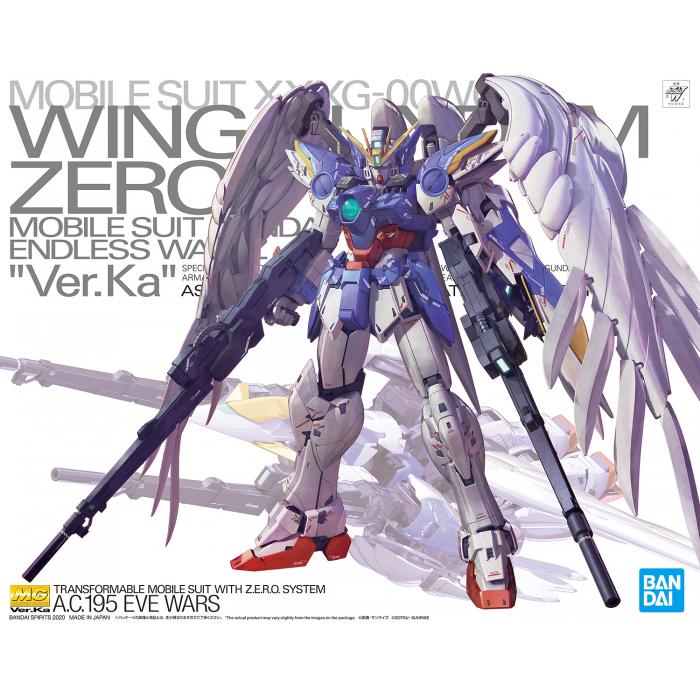 MG Wing Gundam Zero Endless Waltz Ver. Ka 1/100 (Bandai)