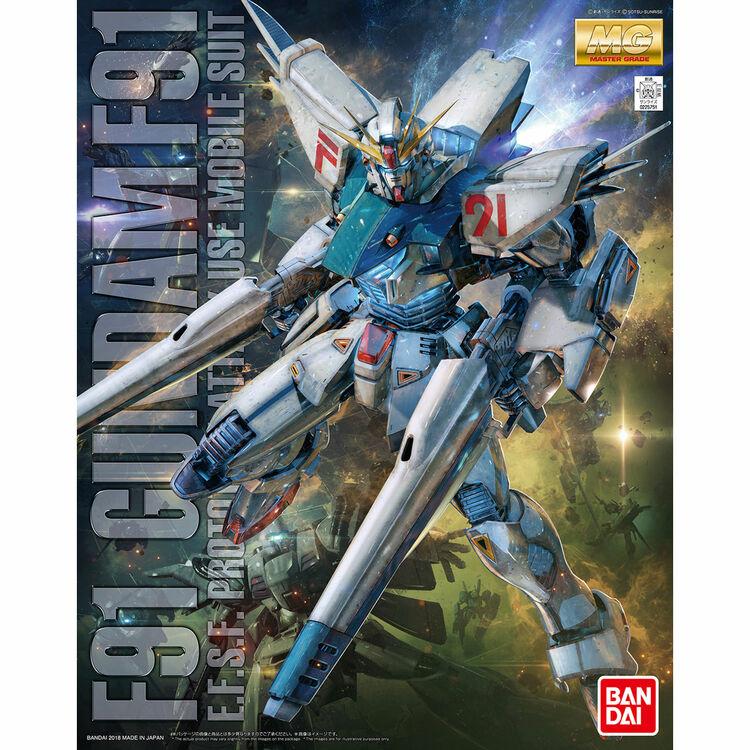 MG Gundam F91 Ver. 2.0 1/100 (Bandai)