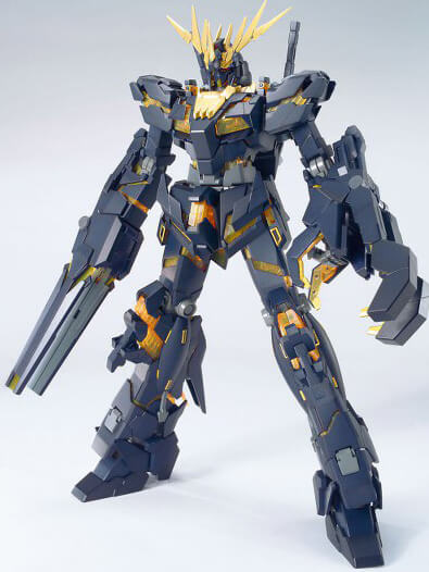 MG Gundam Banshee 02 1/100 (Bandai)