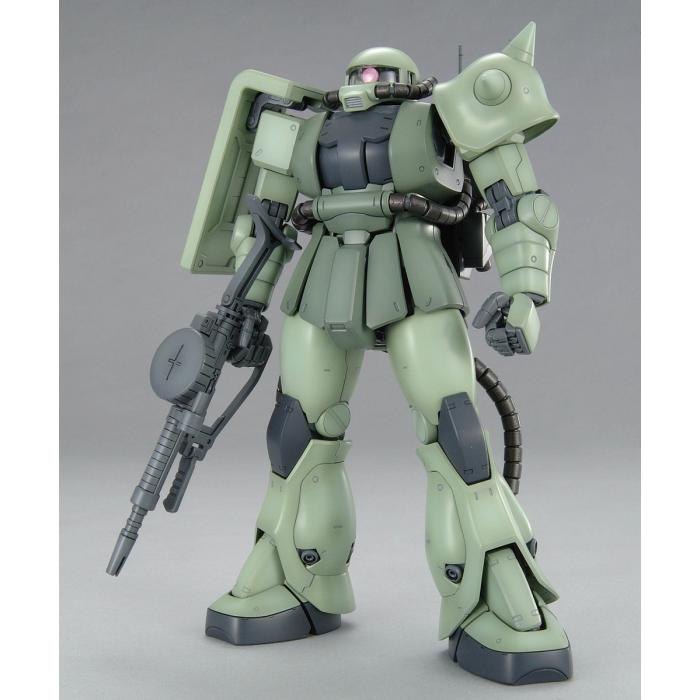 MG MS-06F Zaku II Ver. 2.0 1/100 (Bandai)