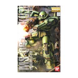 MG MS-06J Zaku II Ver. 2.0 1/100 (Bandai)