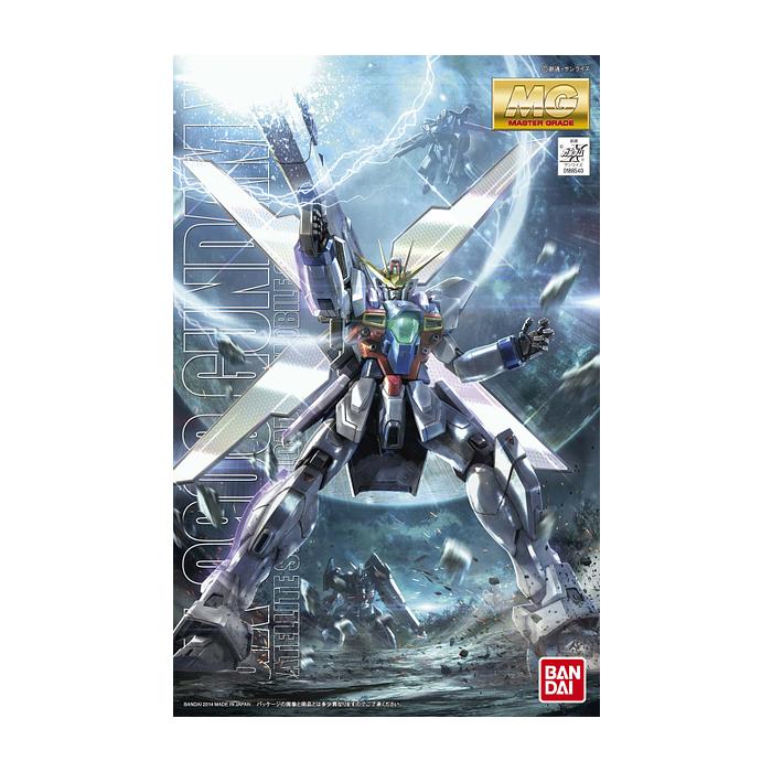 MG Gundam X 1/100 (Bandai)