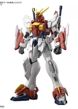 HG Gundam Breaker Blazing Gundam 1/144 (Bandai)
