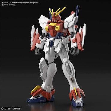 HG Blazing Gundam 1/144 (Bandai)