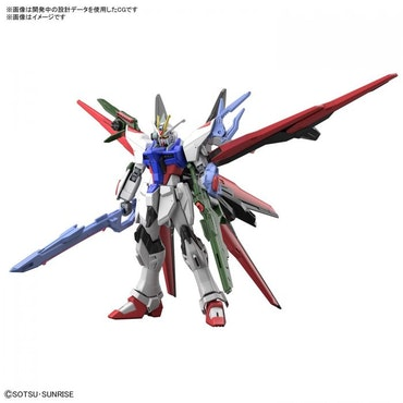 HG Gundam Perfect Strike Freedom 1/144 (Bandai)