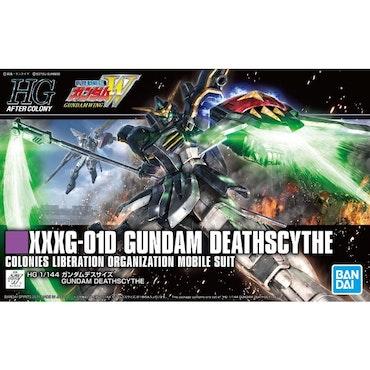 HGAC Gundam Deathscythe 1/144 (Bandai)