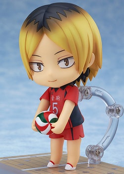 Haikyu!! Nendoroid Action Figure Kenma Kozume (Orange Rouge)