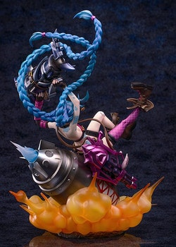 League of Legends 1/7 Figure Jinx (Myethos)