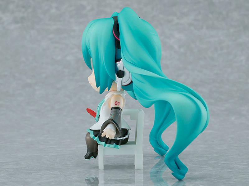 Piapro Characters Nendoroid Swacchao! Figure Hatsune Miku NT: Akai Hane (Good Smile Company)