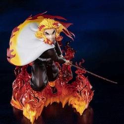 Demon Slayer FiguartsZERO Figure Kyojuro Rengoku Flame Hashira (Tamashii Nations)