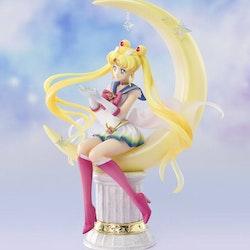 Sailor Moon Eternal FiguartsZERO Chouette Figure Super Sailor Moon Bright Moon (Tamashii Nations)