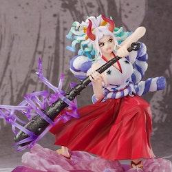 One Piece FiguartsZERO Figure Extra Battle Yamato Raimei Hakke (Tamashii Nations)