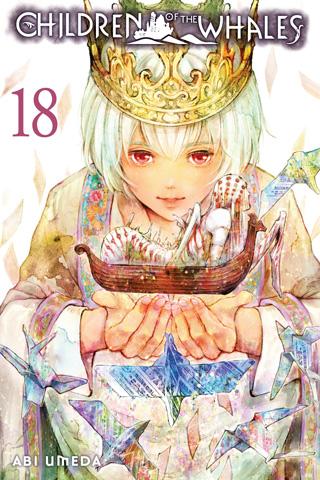 Children of the Whales Manga vol. 18 (Viz Media)