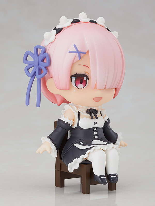 Re:Zero Starting Life in Another World Nendoroid Swacchao! Figure Ram (Good Smile Company)