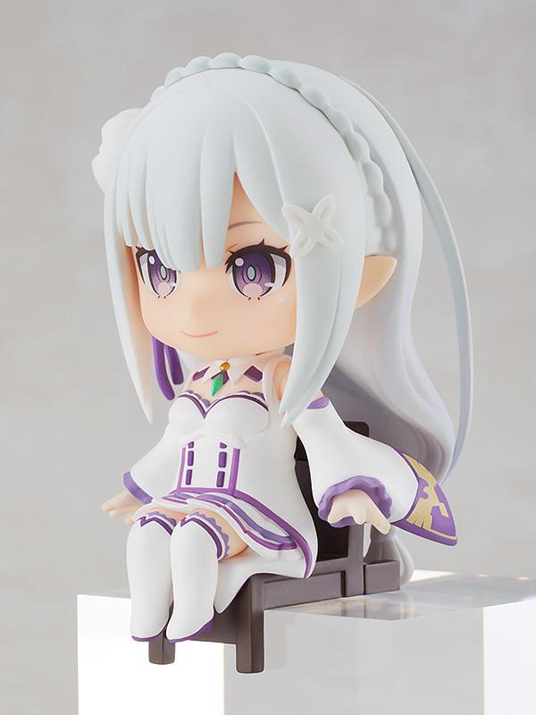 Re:Zero Starting Life in Another World Nendoroid Swacchao! Figure Emilia (Good Smile Company)