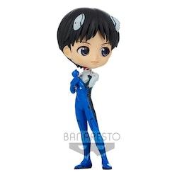 Evangelion: New Theatrical Edition Q Posket Figure Shinji Ikari Plugsuit Style Ver. A (Banpresto)