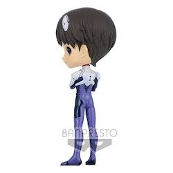 Evangelion: New Theatrical Edition Q Posket Figure Shinji Ikari Plugsuit Style Ver. B (Banpresto)