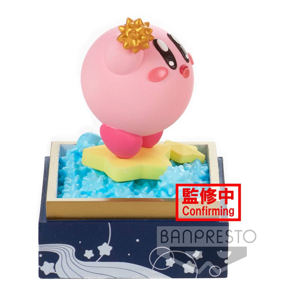 Kirby Paldolce Collection Mini Figure Kirby Vol. 4 Ver. A (Banpresto)
