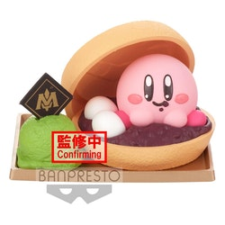 Kirby Paldolce Collection Mini Figure Kirby Vol. 4 Ver. B (Banpresto)