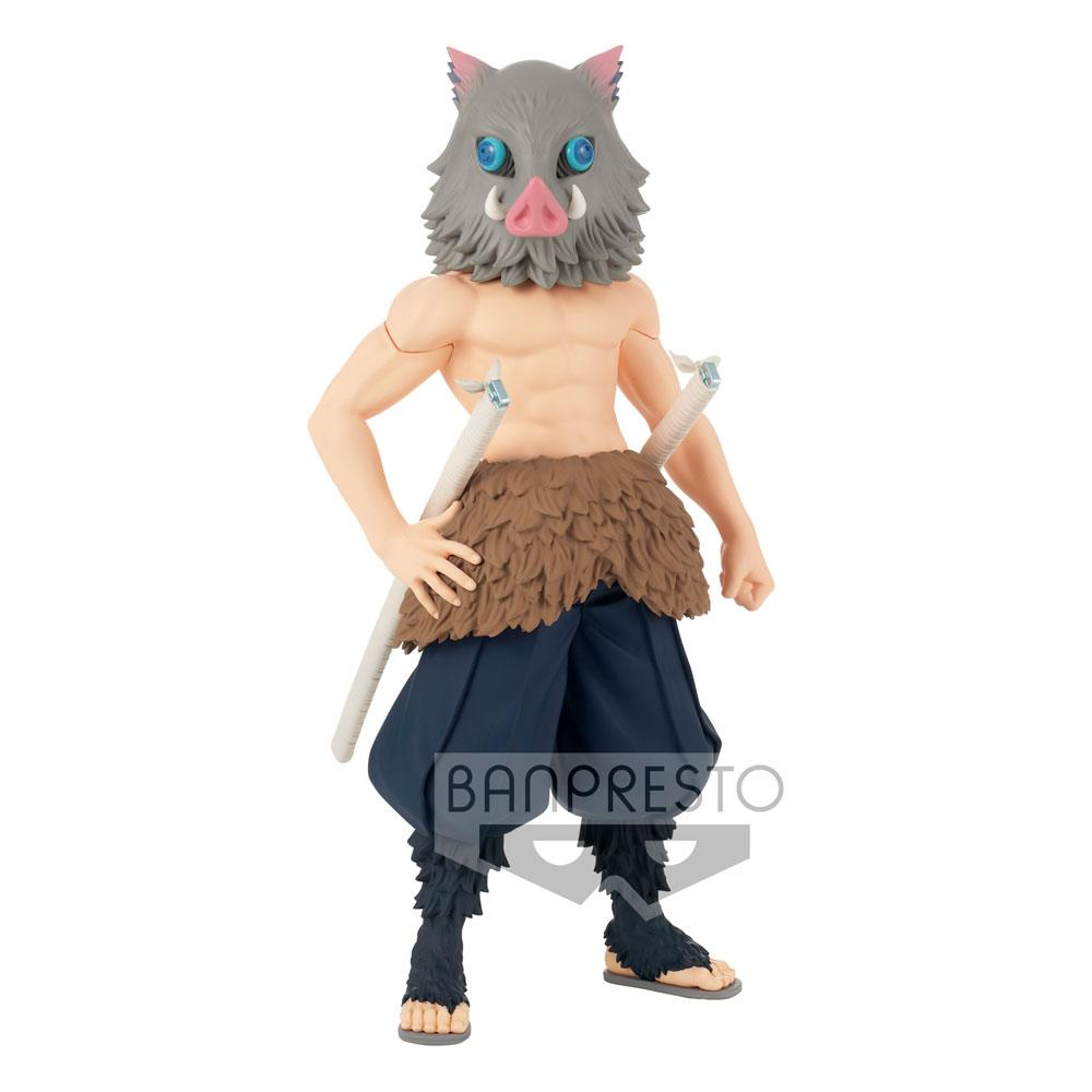 Demon Slayer: Kimetsu no Yaiba Grandista Figure Inosuke Hashibira (Banpresto)