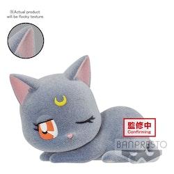 Sailor Moon Eternal Fluffy Puffy Mini Figure Luna Ver. B (Banpresto)