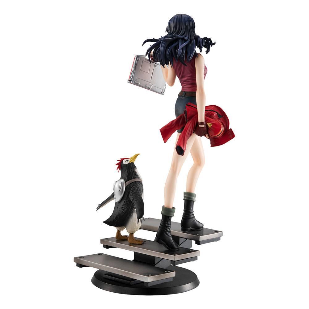 Rebuild of Evangelion Gals Figure Misato Katsuragi & Pen Pen (Megahouse)