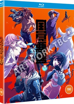Akudama Drive Complete Series Blu-Ray