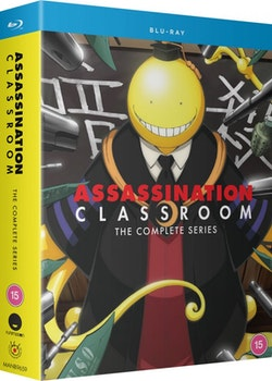 Assassination Classroom Complete Series Blu-Ray