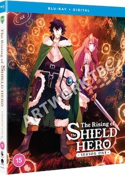 The Rising of the Shield Hero Season One Blu-Ray