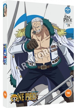 One Piece Uncut Collection 24 DVD