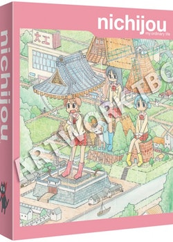 Nichijou My Ordinary Life Complete Series Limited Edition Blu-Ray