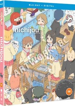 Nichijou My Ordinary Life Complete Series Blu-Ray