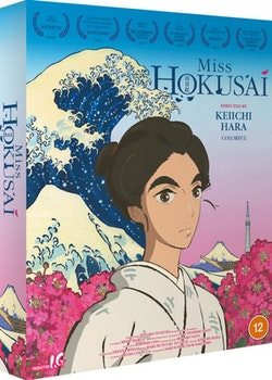 Miss Hokusai Limited Edition Combi Blu-ray/DVD
