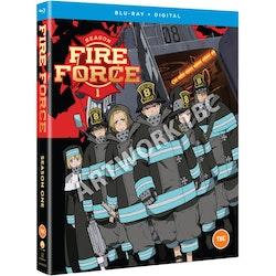 Fire Force Season 1 Blu-Ray