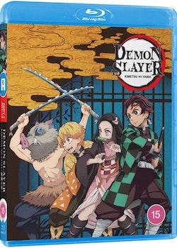 Demon Slayer: Kimetsu no Yaiba  Part 1 Standard Edition Blu-Ray