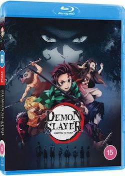 Demon Slayer: Kimetsu no Yaiba  Part 2 Standard Edition Blu-Ray