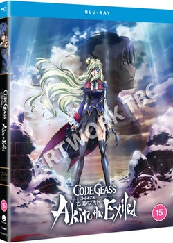 Code Geass: Akito the Exiled OVA Series Blu-Ray