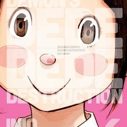 Dead Dead Demon's Dededede Destruction Manga vol. 6 (Viz Media)