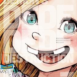 Dead Dead Demon's Dededede Destruction Manga vol. 7 (Viz Media)
