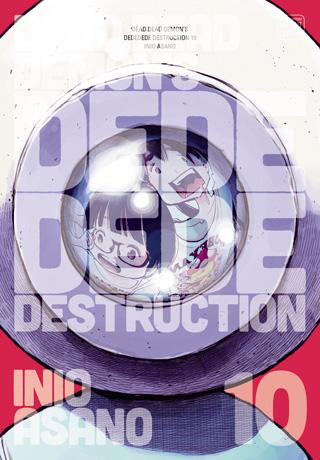 Dead Dead Demon's Dededede Destruction Manga vol. 10 (Viz Media)