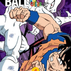 Dragon Ball Manga Full Color Freeza Arc vol. 4 (Viz Media)