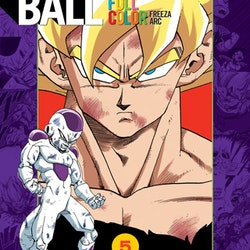 Dragon Ball Manga Full Color Freeza Arc vol. 5 (Viz Media)